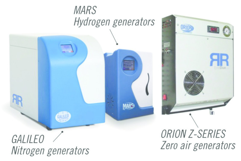 generatori gas labmate