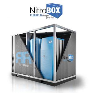 Nitrobox rivista Lamiera